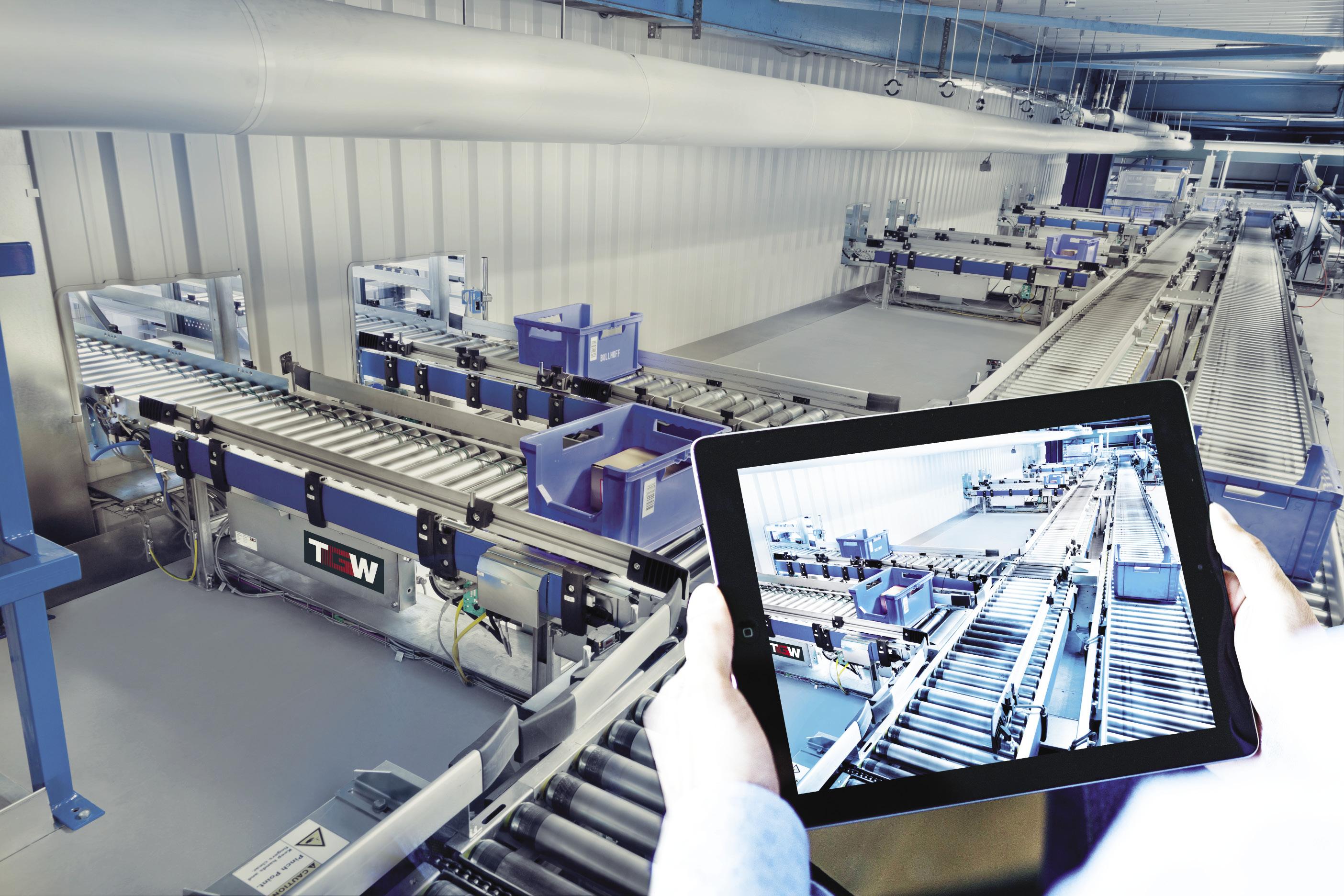 La nuova industria: intelligenza artificiale e nuove tecnologie